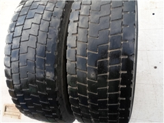 Koło Felga Opona 265/70 R19.5 Michelin