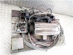 Silnik elektryczny FRIGOBLOCK G22