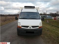 Renault MASTER 120DCI CHŁODNIA CARRIER SPROWADZONY