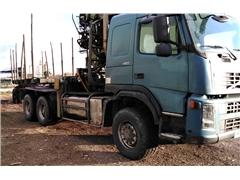 Samochód do Lasu do Dłużycy VOLVO FM 480 6x6 2007