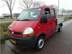 Renault - MASTER 2.5 DCI PICK AC UP DC