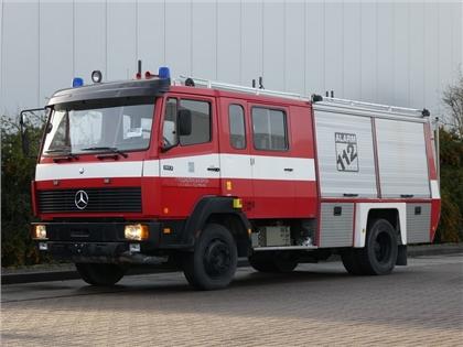 MAN MERCEDES-BENZ - 1117 MANUAL STEEL FIRE TR