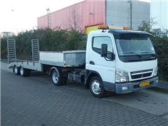 Mitsubishi - CANTER 3 C 15 3.0 LTR TREKKER A
