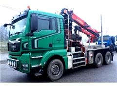 Samochód do Dłużycy MAN 33.540 08/2012 6x4 z EPSIL