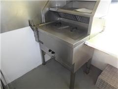 HUMBAUR - HVK 1300 Verkoopwagen Foodtra