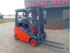 Linde H20T 600- 01 wózek widłowy
