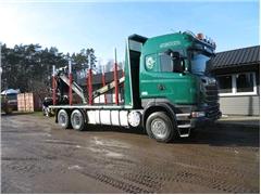 SCANIA R 560 6X4