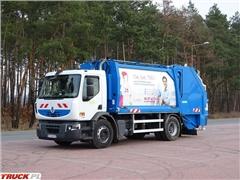 renault PREMIUM 280 DXI ŚMIECIARKA Gessink GPM 3 16L25 Spr
