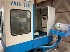 AVIA 750 - Pionowe centrum obróbcze