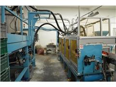 Linia do zalewania wkładów, zniczy, olejaków