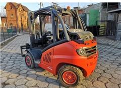 Linde H40T wózek widłowy