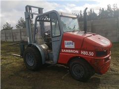 SAMBRON H80.50 wózek widłowy