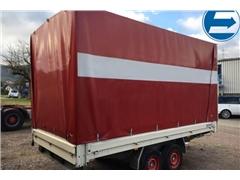Przyczepa firanka Daltec Cargo 35