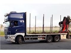 Samochód do Lasu do krótkiego SCANIA R620 V8 z EP