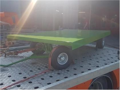 WÓZEK ogrodowy transportowy do 800 kg