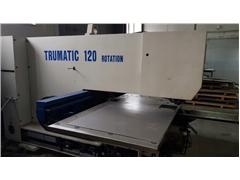 TRUMPF TRUMATIC 120 Rotation Wykrawarka