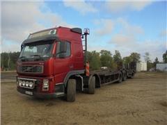DUNDERBIL 8X4+1 samochód ciężarowy do przewozu mas