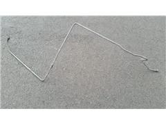 Rurka przewód powietrza Mercedes Atego