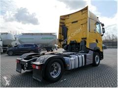 Renault T 520 / PTO / Kipphyd. / Vorderach. 8t /Retarder