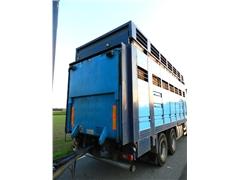 Zestaw do Bydła VOLVO FH540 03/2011 zabudowa i prz