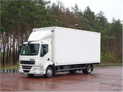 DAF LF 55.280 Kontener euro 5 Sprowadzony