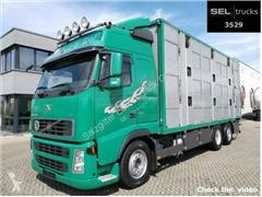 MAN FH 520 6x2 / 3 Stock / German