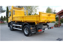 Iveco Iveco Eurocargo MLC 180E21 – samochód ciężarowy