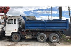 Iveco IVECO wywrotka z HDS, IVECO tipper truck from HDS