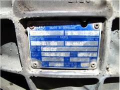SKRZYNIA BIEGÓW 12 AS 2331 TD DAF XF 105