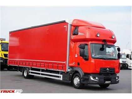 Renault / D 16 / EURO 6 / FIRANKA / ŁAD. 9000 KG / 23 EURO