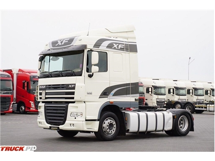 DAF 105.460 / EURO 5 / SPACE CAB / Ate / AUTOMAT