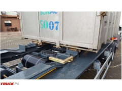 emtech 2 osiowa pod kontener 2xKP7, KP10