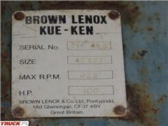 other Kruszarka Szczękowa Brown Lenox KK114 , USZKODZONY