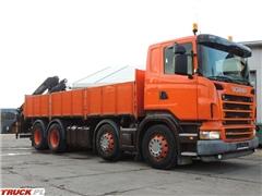 Scania R420 , Wywrotka , 2006rok , 420KM , 8x4