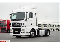 MAN TGX / 18.480 / EURO 6 / XLX / ACC / RETARDER / Eff