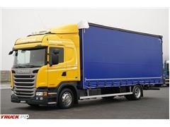 Scania / G 360 / E 6 / FIRANKA / 19 PALET / ŁAD. 8300 KG