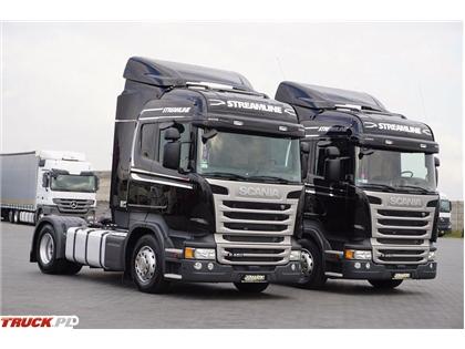 Scania / R 450 / E 6 / ACC / BEZ EGR / RETARDER / HIGHLIN