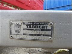 Trailer Tabbert 3400E