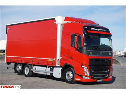 Volvo / FH / 500 / E 6 / ACC / FIRANKA / 18 EUROPALET