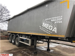 mega WAGA 5840kg / 2016 rok / MERCEDES / ALUFELGI / NIS
