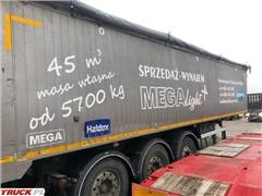 mega MEGA / 45 M3 / WAGA 6200 KG / 2016 ROK / NISKA CEN