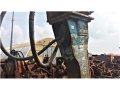 Młot hydrauliczny KRUPP HM 580 ECO