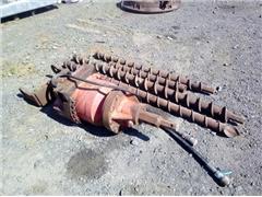 Wiertnica hydrauliczna