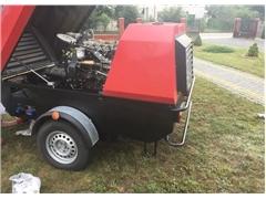 Rotair MDVN 71AP agregat prądotwórczy ze sprężarką