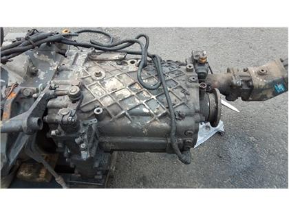 MAN VOLVO Iveco Pompa Hydrauliczna przystawka F1-6