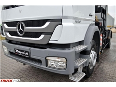 Mercedes ACTROS 1829 /4X2/ WYWROTKA + HDS FASSI F110 / PILO