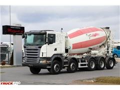 Scania R 420 / BETONOMIESZARKA 12 M3 / PUTZMEISTER / MANU