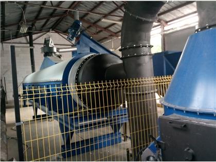 Suszarnia do biomasy- trocina, zrębka RG – 1000