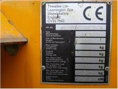 Thwaites 3T 4x4 wozidło budowlane