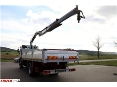 iveco CURSOR 250 / 4X2 / SKRZYNIOWY - 6,1 M + HDS PM 12